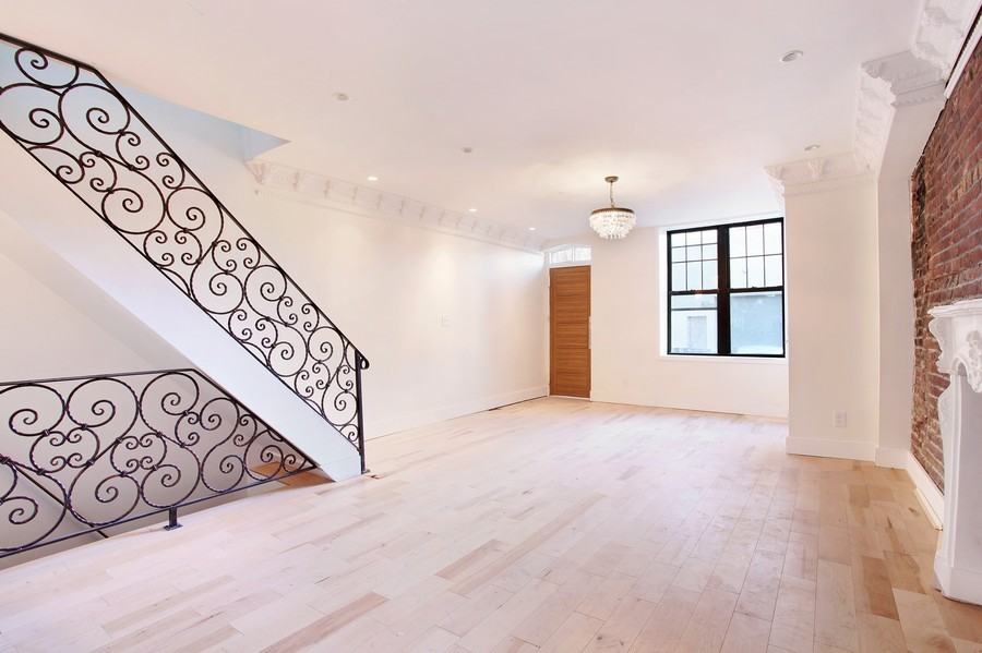 Real Estate Photography - 115 16th Street, BROOKLYN, NY, 11215 - Living Room