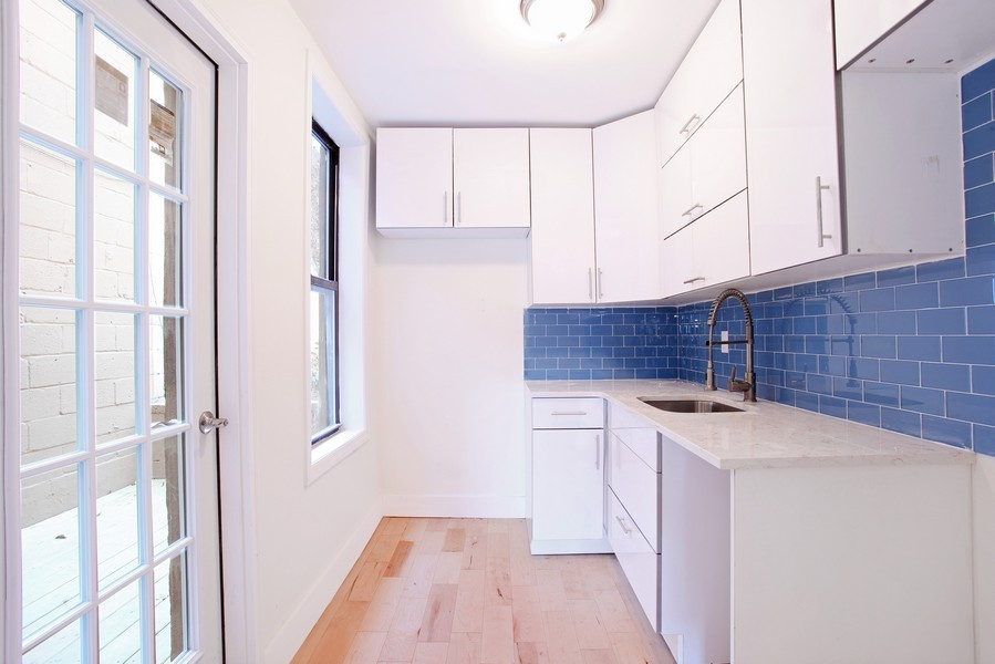 Real Estate Photography - 115 16th Street, BROOKLYN, NY, 11215 - Kitchen