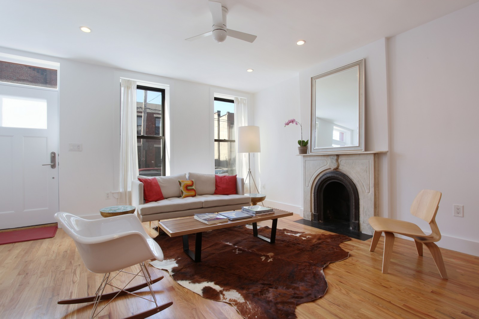 Real Estate Photography - 116 Pioneer Street, Brooklyn, NY, 11231 - Living Room