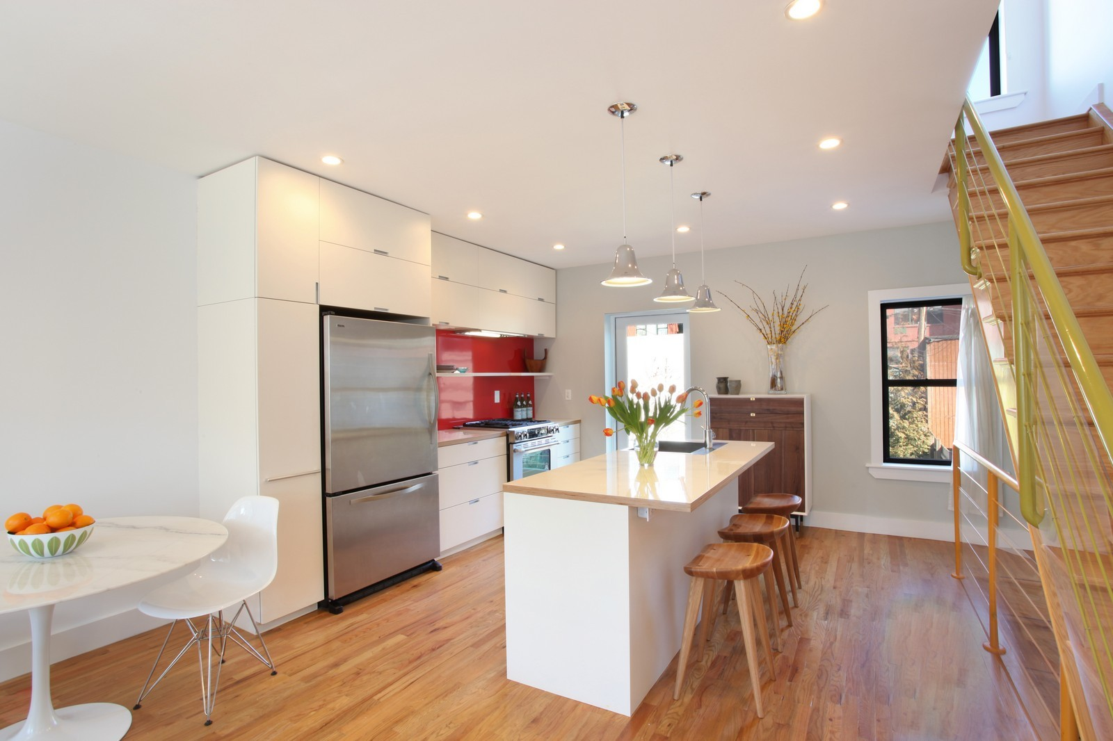 Real Estate Photography - 116 Pioneer Street, Brooklyn, NY, 11231 - Kitchen