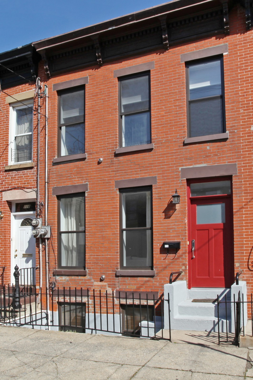 Real Estate Photography - 116 Pioneer Street, Brooklyn, NY, 11231 - Front View