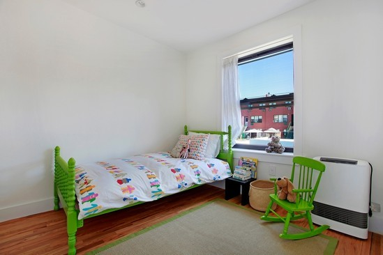 Real Estate Photography - 116 Pioneer Street, Brooklyn, NY, 11231 - Kids Bedroom