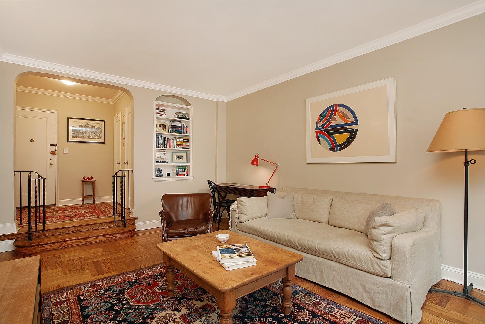 Corcoran, 25 Minetta Lane, Apt. 2D, Greenwich Village Real Estate ...