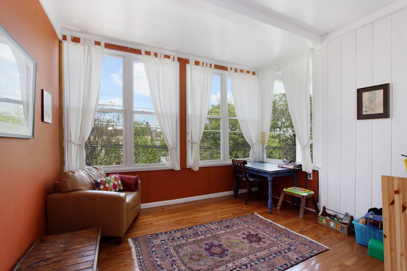 Real Estate Photography - 3488 Cannon Place, NEW YORK, NY, 10463 - Sun Room