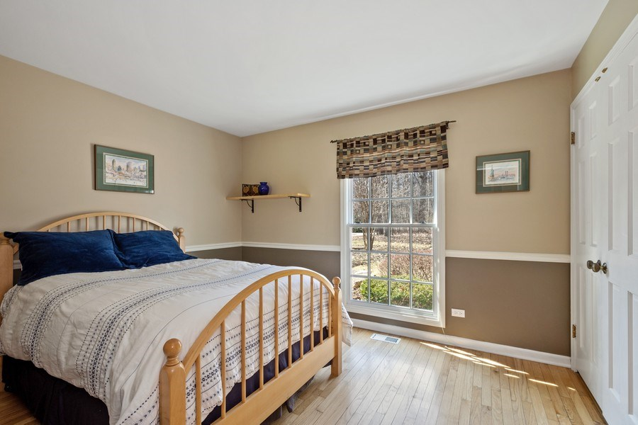 Real Estate Photography - 22023 W. Chestnut Ridge, Kildeer, IL, 60047 - 2nd Bedroom