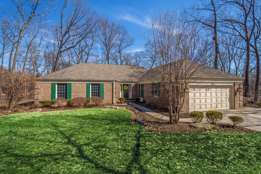 Real Estate Photography - 22023 W. Chestnut Ridge, Kildeer, IL, 60047 - Front View