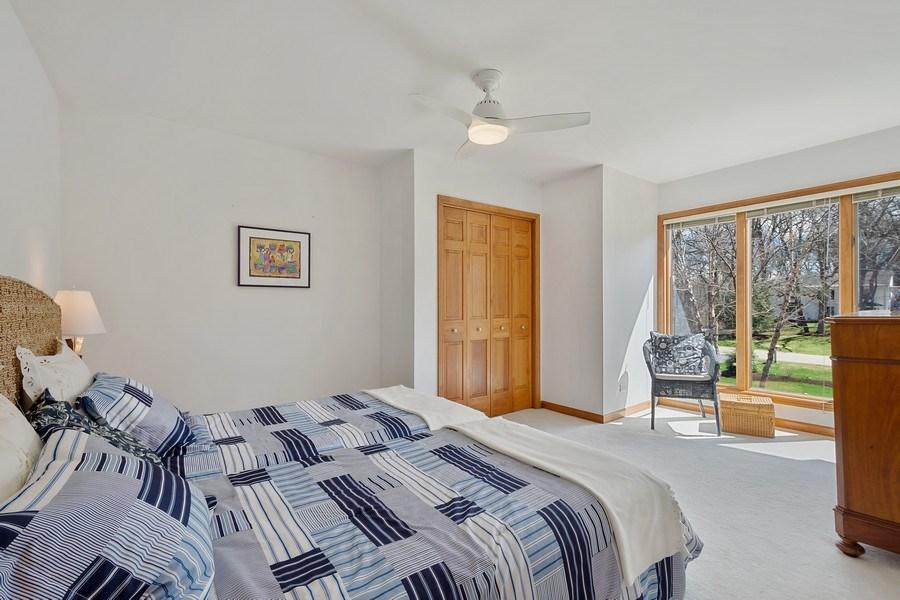 Real Estate Photography - 21362 W. Brandon Road, Kildeer, IL, 60047 - 2nd Bedroom