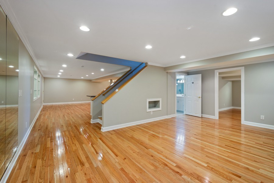 Real Estate Photography - 22935 N. Woodcrest Lane, Kildeer, IL, 60047 - Basement
