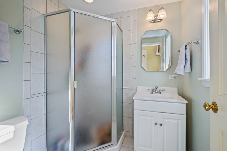 Real Estate Photography - 3284 Monitor Lane, Long Grove, IL, 60047 - Master Bathroom