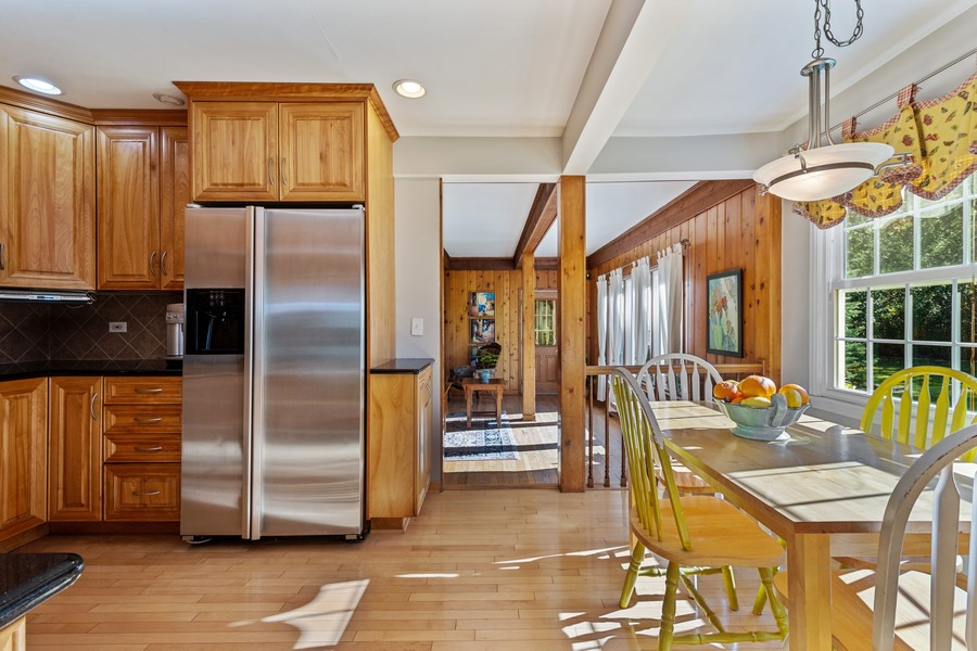 Real Estate Photography - 3284 Monitor Lane, Long Grove, IL, 60047 - Kitchen / Eating Area