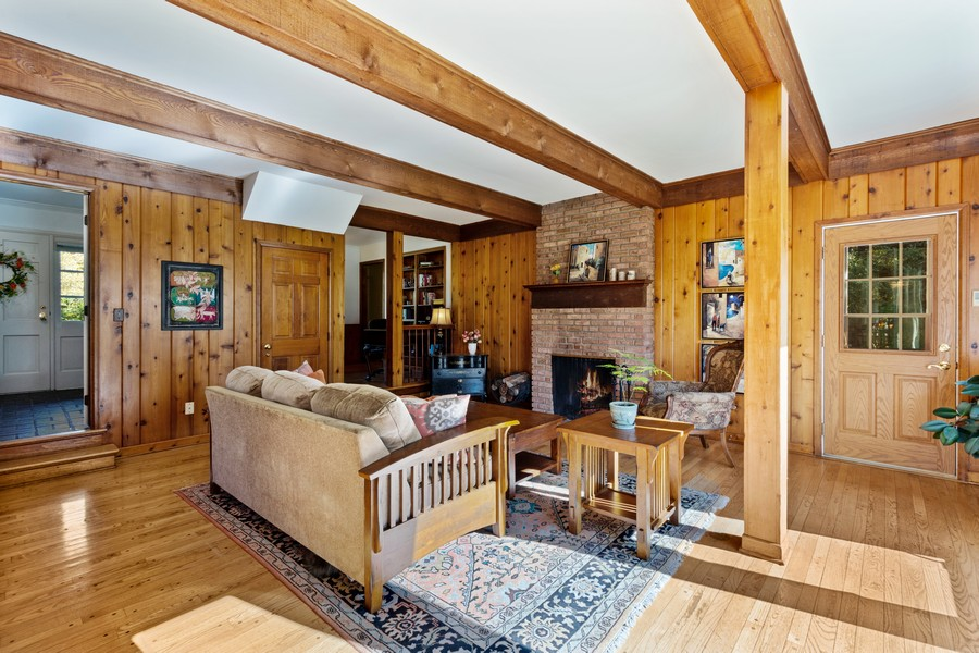 Real Estate Photography - 3284 Monitor Lane, Long Grove, IL, 60047 - Family Room