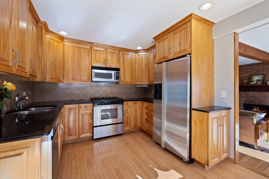 Real Estate Photography - 3284 Monitor Lane, Long Grove, IL, 60047 - Kitchen