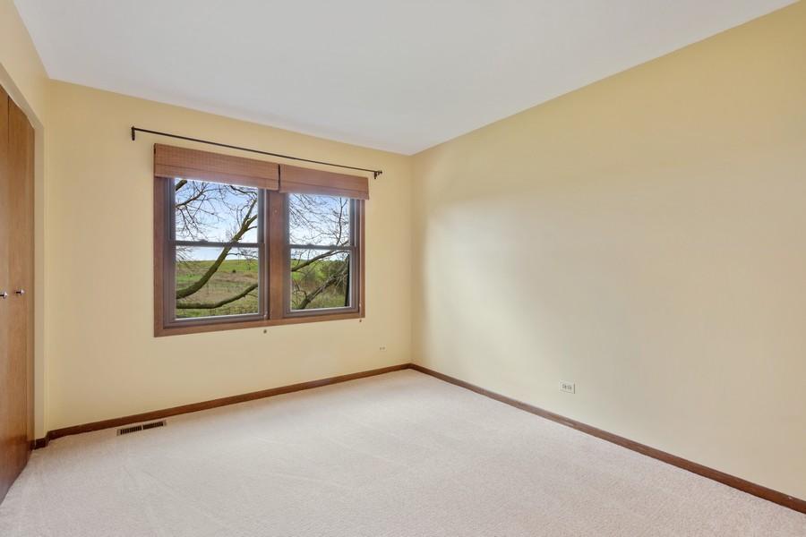 Real Estate Photography - 1869 Burr Ridge Drive, Hoffmann Estates, IL, 60192 - 4th Bedroom