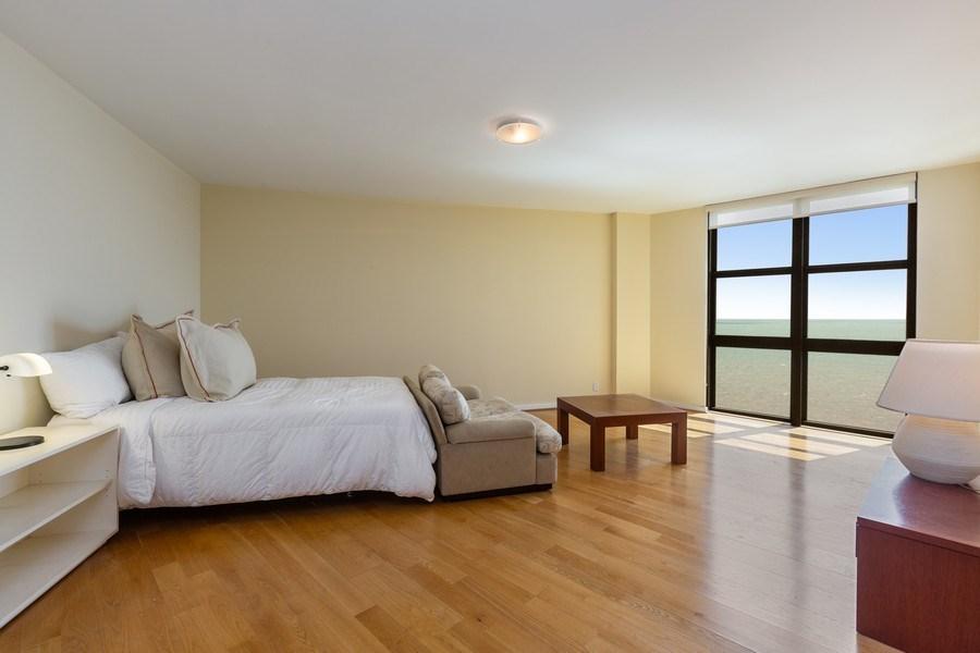 Real Estate Photography - 1111 Crandon Blvd, Unit B701, Key Biscayne, FL, 33149 - Master Bedroom