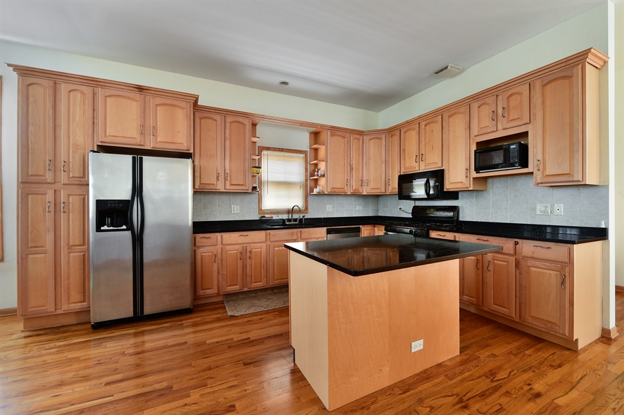 Real Estate Photography - 2930 N Rockwell St, Chicago, IL, 60618 - Kitchen