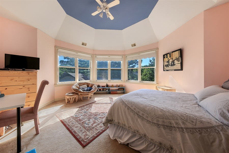 Real Estate Photography - 5324 Turvey, Downers Grove, IL, 60515 - 3rd Bedroom