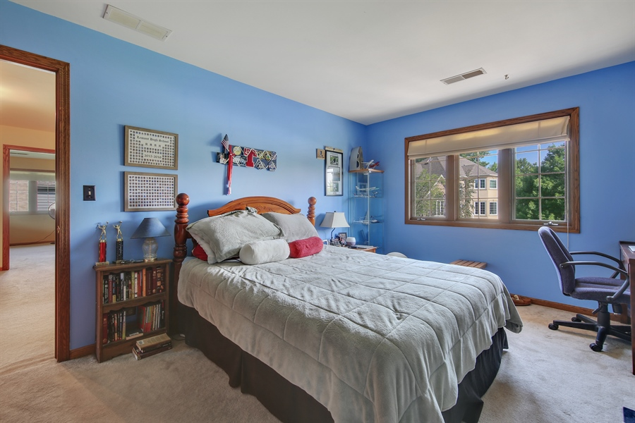 Real Estate Photography - 13530 Arctic Lane, Lemont, IL, 60439 - 3rd Bedroom