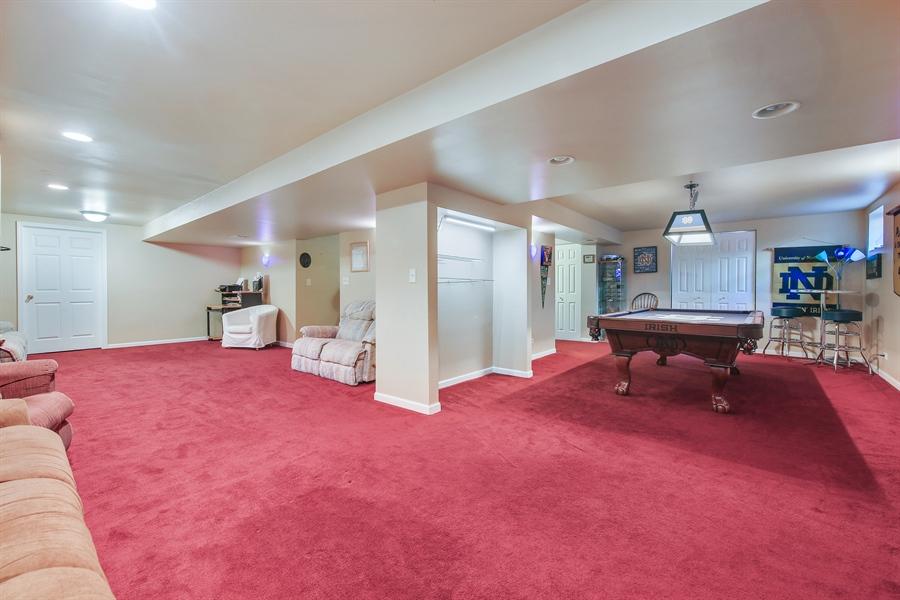Real Estate Photography - 13530 Arctic Lane, Lemont, IL, 60439 - Lower Level