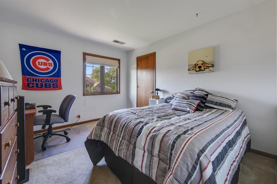 Real Estate Photography - 13530 Arctic Lane, Lemont, IL, 60439 - Bedroom