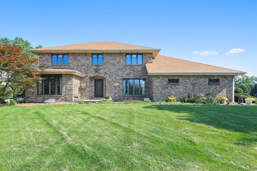 Real Estate Photography - 13530 Arctic Lane, Lemont, IL, 60439 - Front View