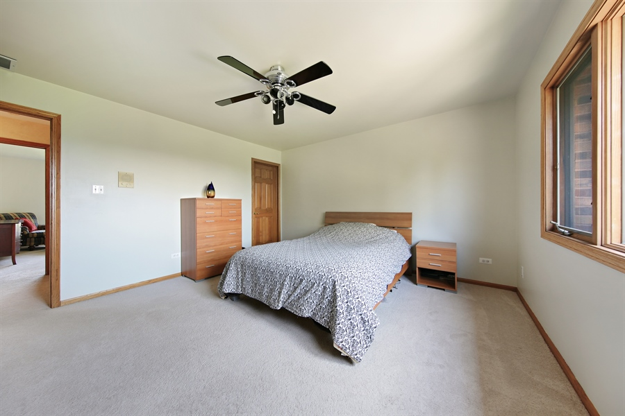 Real Estate Photography - 13130 Fox Hill Drive, Lemont, IL, 60439 - 2nd Bedroom