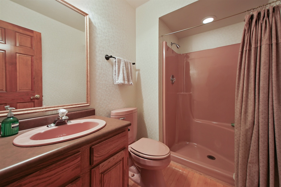 Real Estate Photography - 13130 Fox Hill Drive, Lemont, IL, 60439 - Bathroom