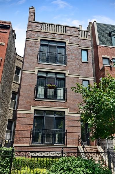 Real Estate Photography - 850 W Aldine, 3, Chicago, IL, 60657 - Front View