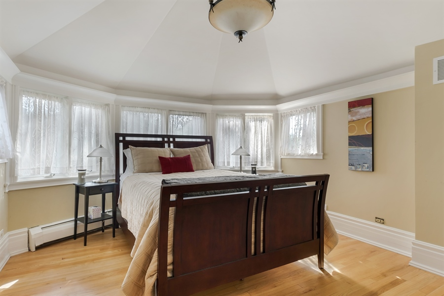 Real Estate Photography - 1241 Maple Ave, Wilmette, IL, 60091 - 5th Bedroom