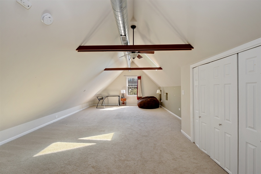 Real Estate Photography - 3742 N Ashland Ave, Unit 2, Chicago, IL, 60613 - Master Bedroom