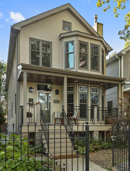 Real Estate Photography - 4714 N Wolcott, Chicago, IL, 60640 -