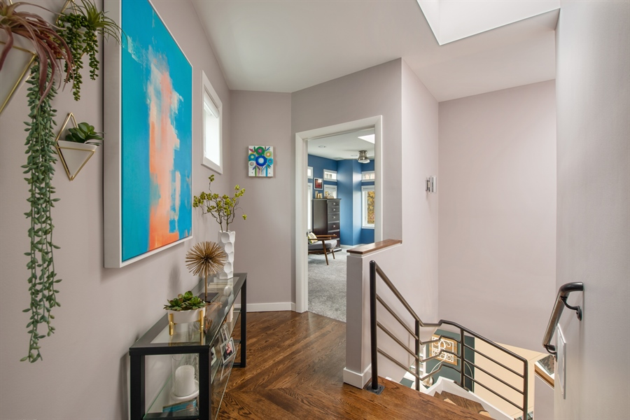 Real Estate Photography - 2338 W Charleston, Chicago, IL, 60647 - 2nd Level