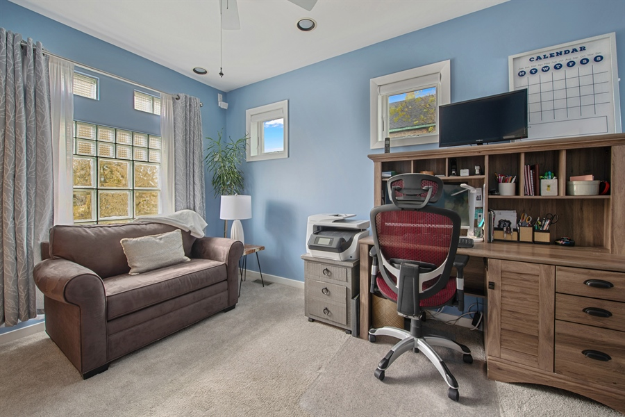 Real Estate Photography - 2338 W Charleston, Chicago, IL, 60647 - 2nd Bedroom