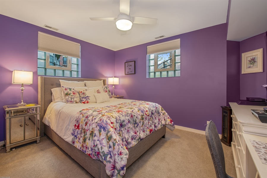 Real Estate Photography - 2338 W Charleston, Chicago, IL, 60647 - 3rd Bedroom