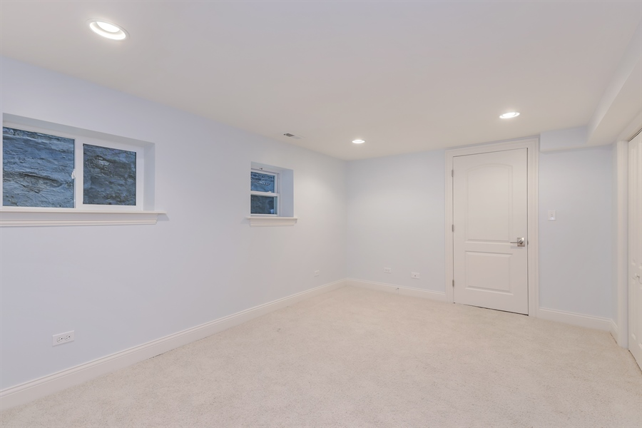 Real Estate Photography - 1626 W Summerdale, Chicago, IL, 60640 - 3rd Bedroom