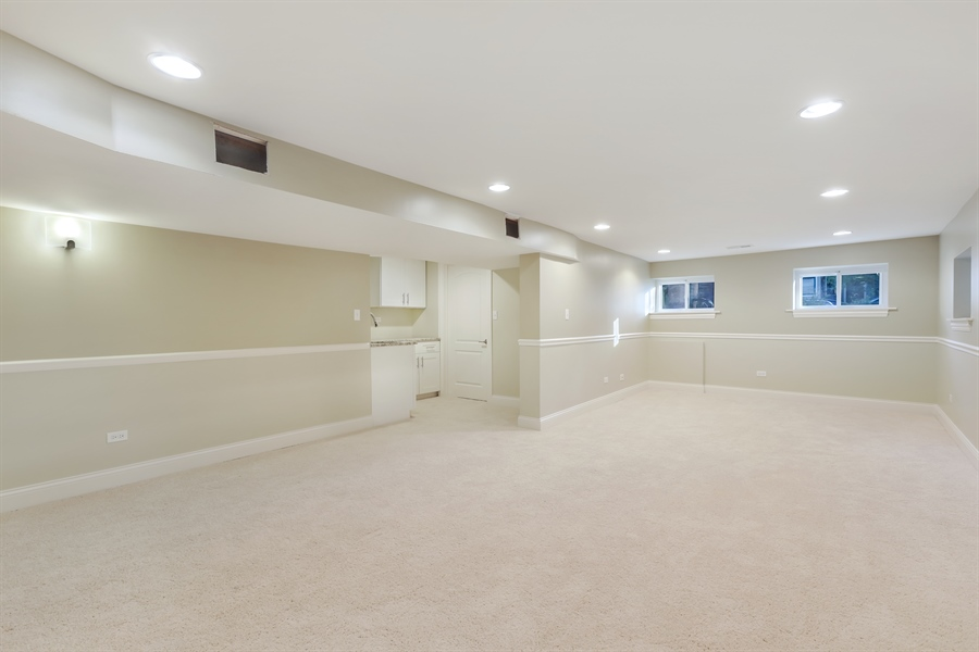 Real Estate Photography - 1626 W Summerdale, Chicago, IL, 60640 - Lower Level