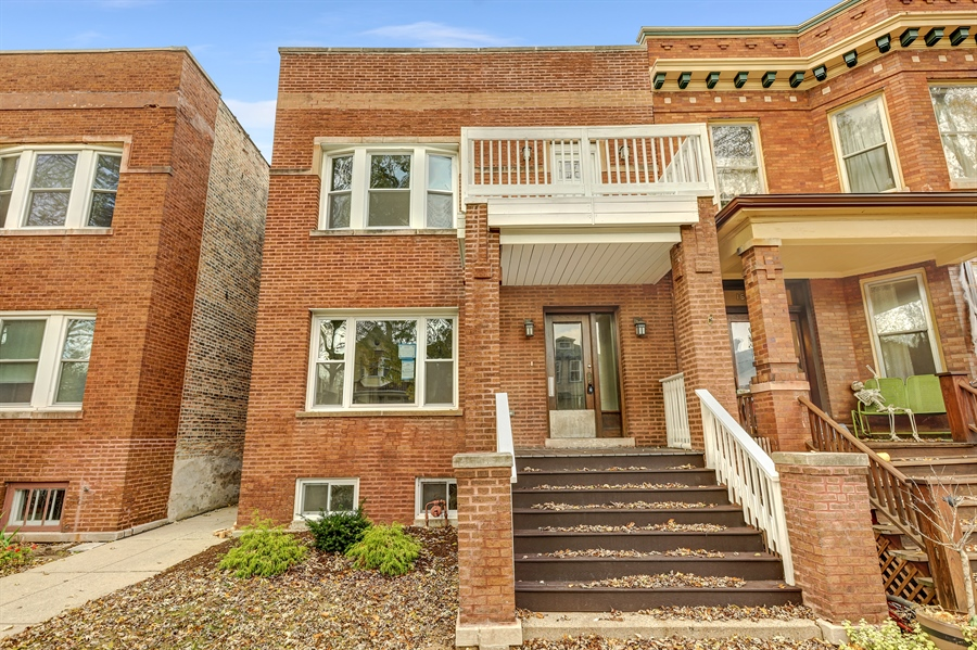 Real Estate Photography - 1626 W Summerdale, Chicago, IL, 60640 - Front View