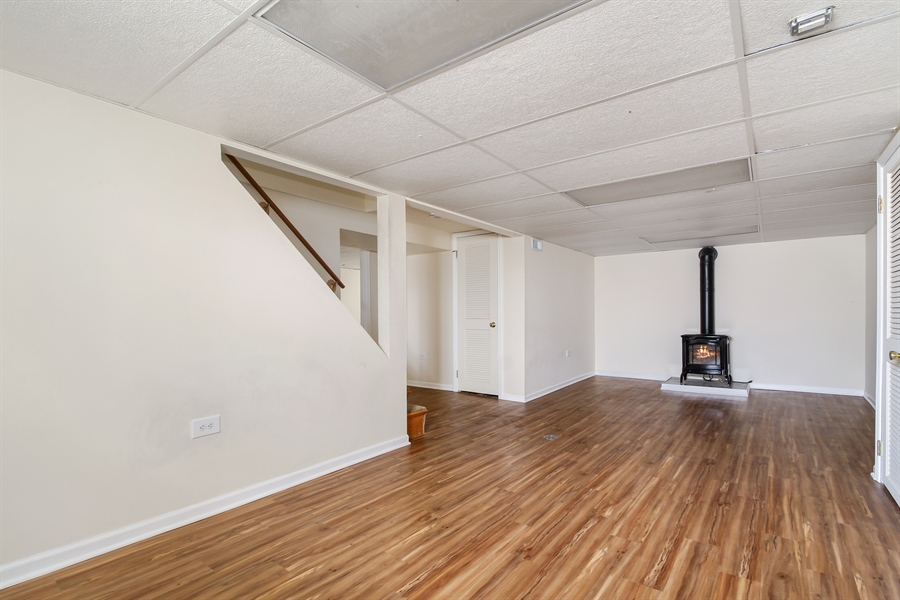 Real Estate Photography - 8014 Elmore, Niles, IL, 60714 - Lower Level