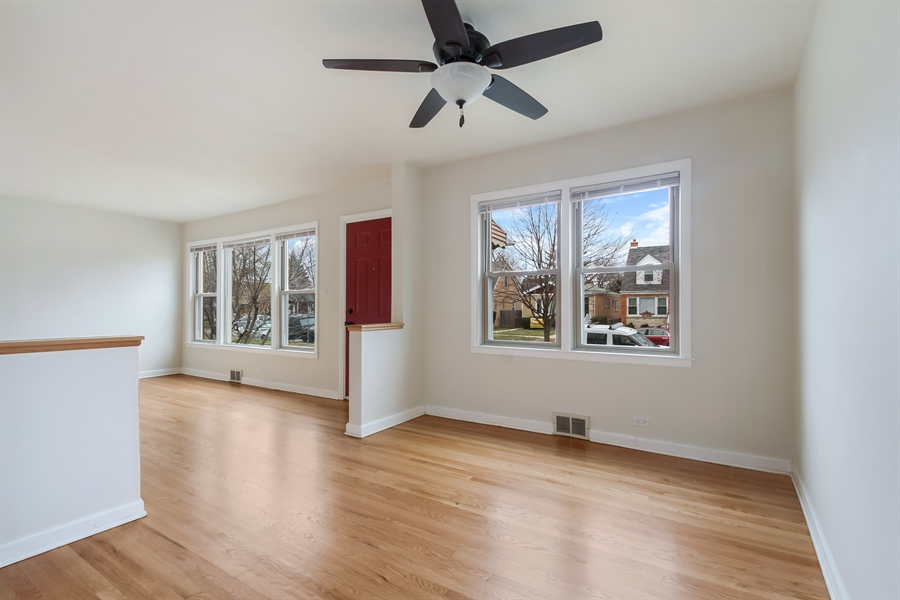 Real Estate Photography - 8014 Elmore, Niles, IL, 60714 - Dining Room