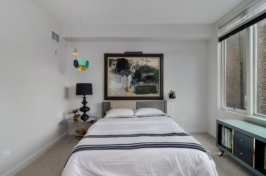 Real Estate Photography - 2811 W Shakespeare Ave, Chicago, IL, 60647 - 2nd Bedroom