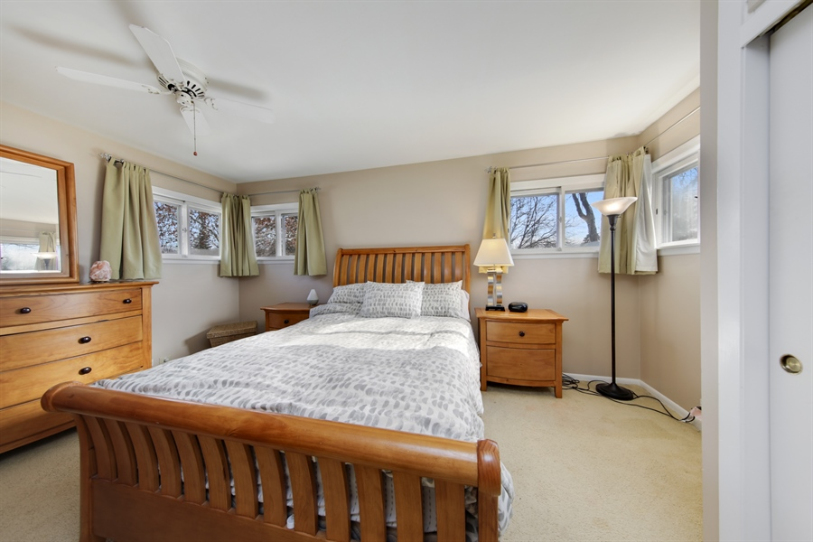 Real Estate Photography - 450 S Cedar St, Palatine, IL, 60067 - Master Bedroom