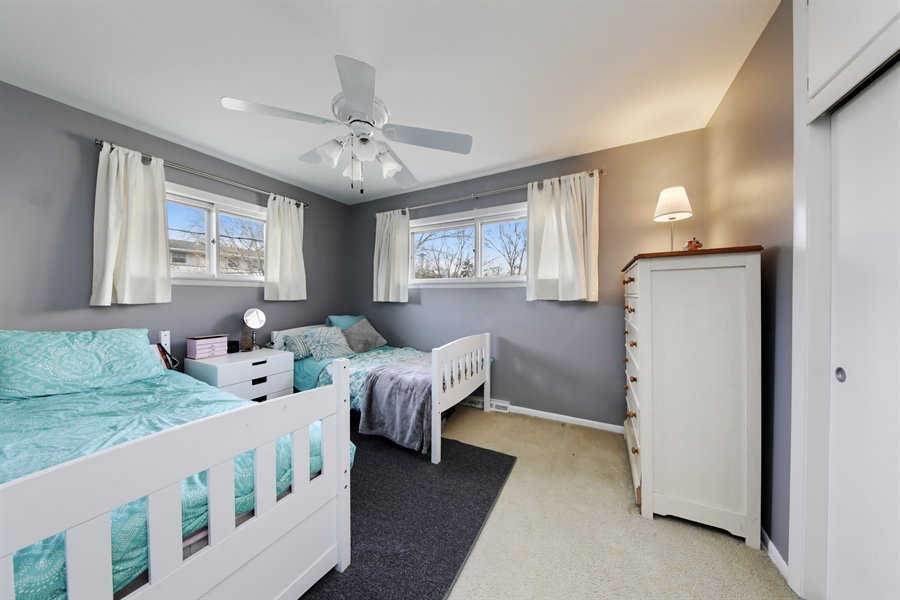 Real Estate Photography - 450 S Cedar St, Palatine, IL, 60067 - 3rd Bedroom