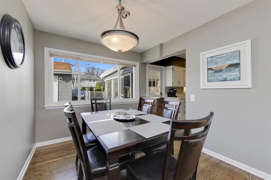 Real Estate Photography - 450 S Cedar St, Palatine, IL, 60067 - Dining Room