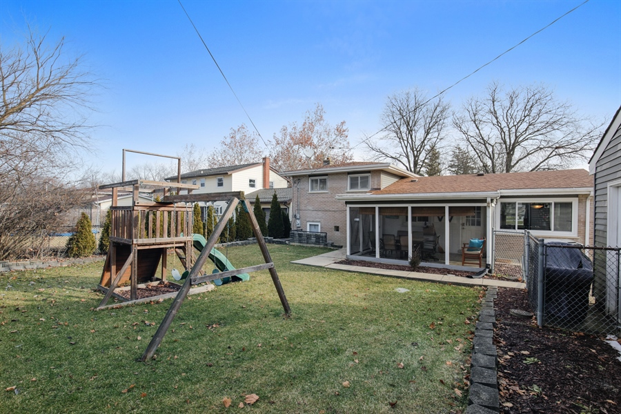 Real Estate Photography - 450 S Cedar St, Palatine, IL, 60067 - Rear View