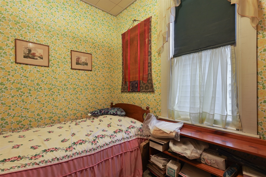 Real Estate Photography - 3435 N Oakley, Chicago, IL, 60618 - 3rd Bedroom