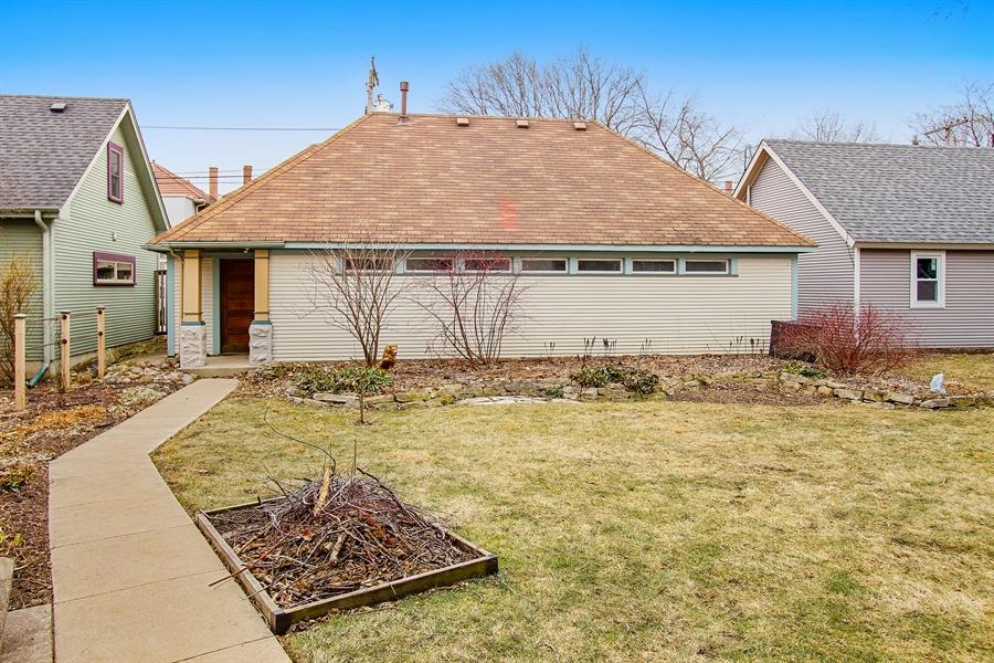Real Estate Photography - 321 S. Euclid Ave, Oak Park, IL, 60302 - Garage