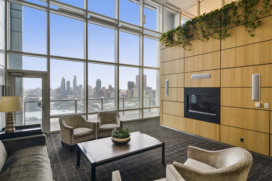 Real Estate Photography - 340 East Randolp, 5803, Chicago, IL, 60601 - Clubhouse