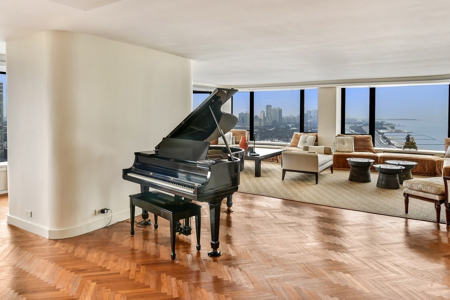 Real Estate Photography - 1555 N Astor St, Unit 28e, Chicago, IL, 60610 - Location 2