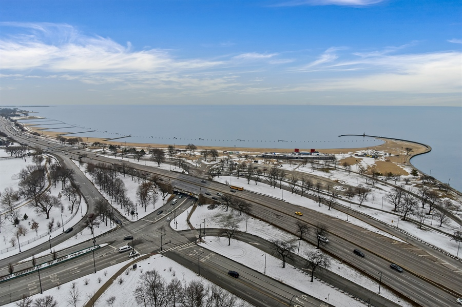 Real Estate Photography - 1555 N Astor St, Unit 28e, Chicago, IL, 60610 - View