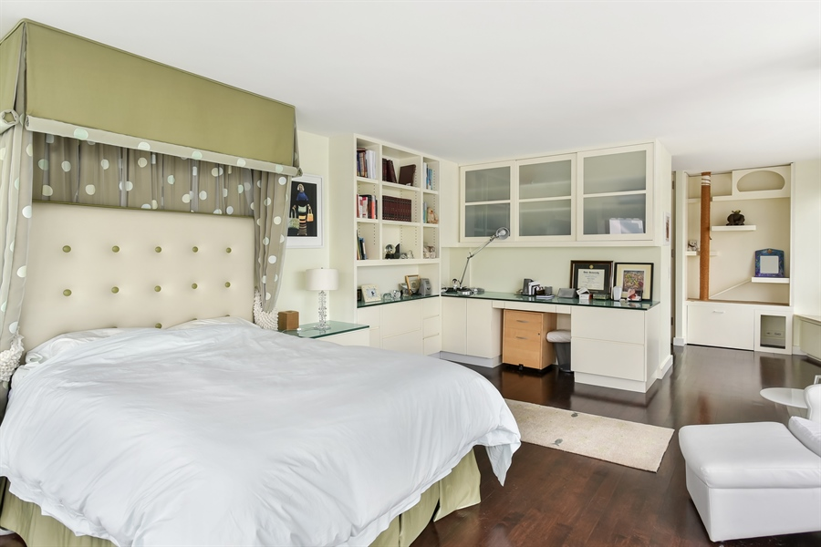 Real Estate Photography - 1555 N Astor St, Unit 28e, Chicago, IL, 60610 - 3rd Bedroom