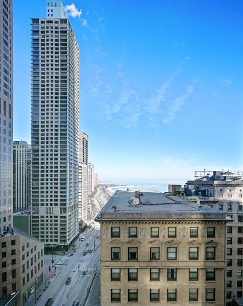 Real Estate Photography - 159 E Walton Pl, Unit 13A, Chicago, IL, 60610 - View